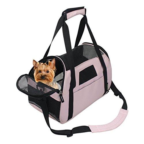 hunde transportbox hundebox haustiertragetasche kleintierebox f r hunde katzen tragetasche. Black Bedroom Furniture Sets. Home Design Ideas
