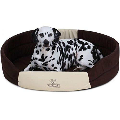 knuffelwuff 13068 schaumstoff hundebett mia gr e xxl. Black Bedroom Furniture Sets. Home Design Ideas